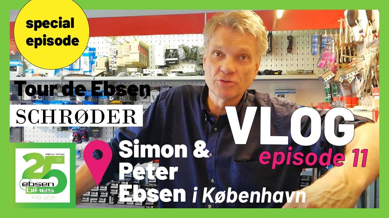 Episode 11 (Vlog) - Schrøder Cykler