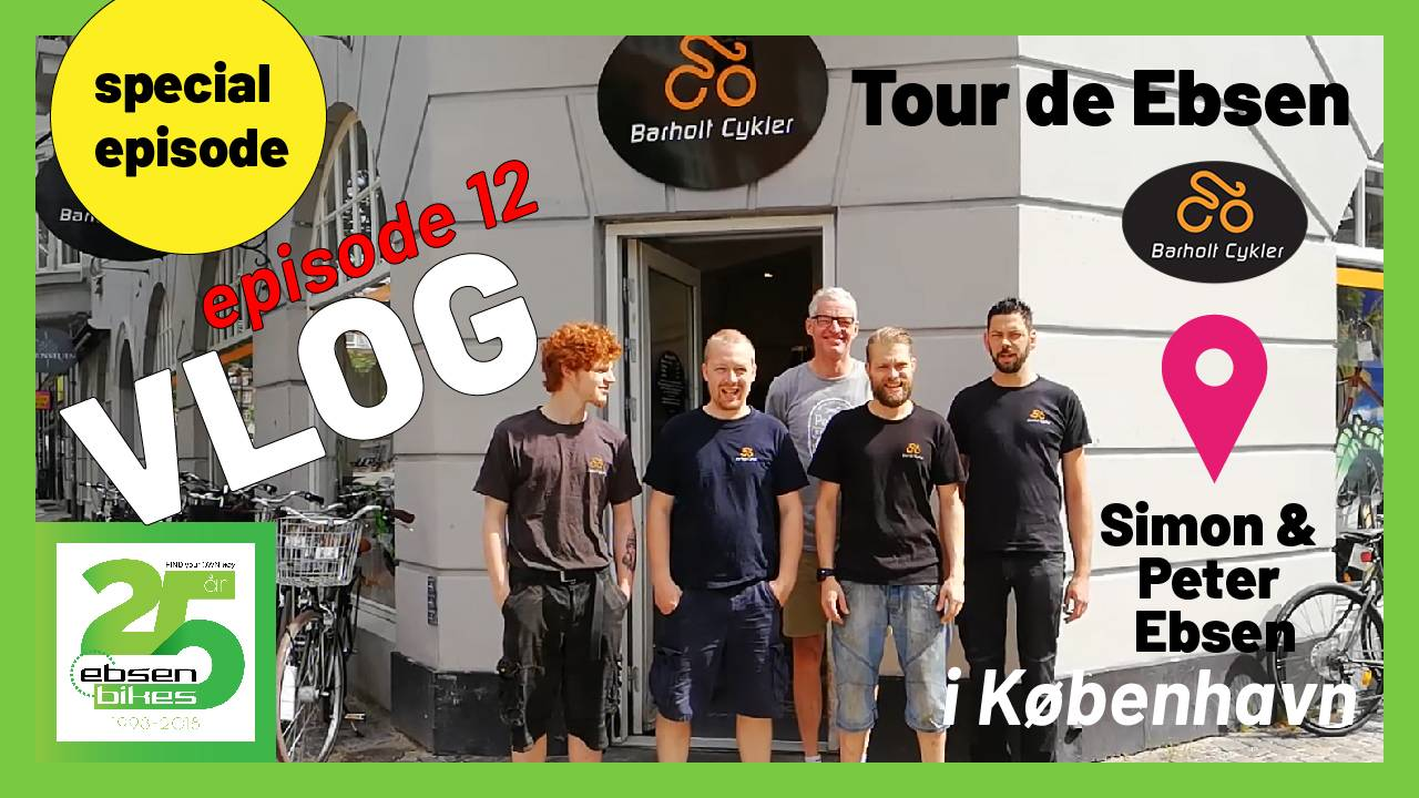 Episode 12 (Vlog) - Barholt Cykler